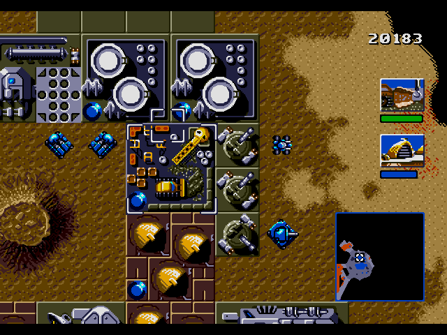 DUNE II: THE BATTLE FOR ARRAKIS