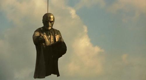 Ленин улетает